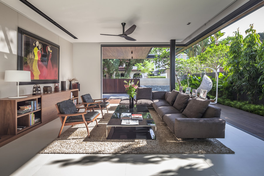 far sight house wallflower architecture design award winning