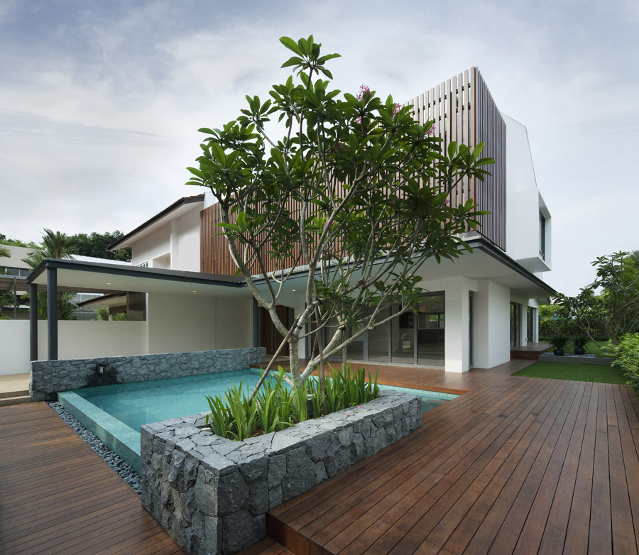 Award Winning Green Home Designs: Greenbank Park House » Wallflower Architecture + Design