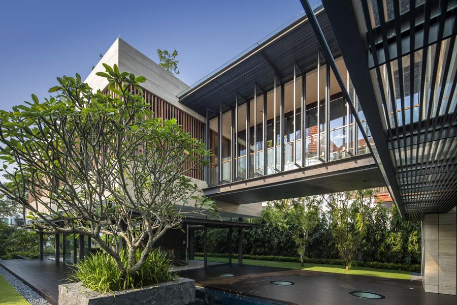 Secret Garden House 187 Wallflower Architecture Design