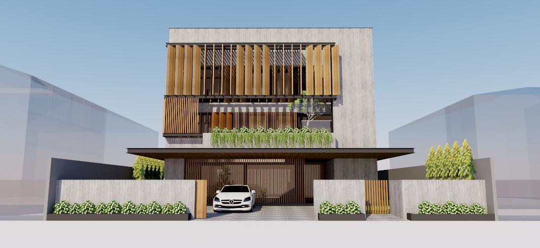 Petaling Jaya House Wallflower Architecture Design Award