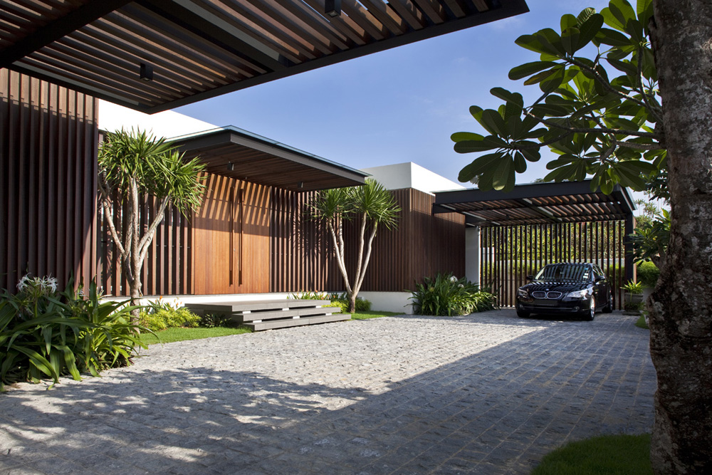 Enclosed Open House Wallflower Architecture Design Award